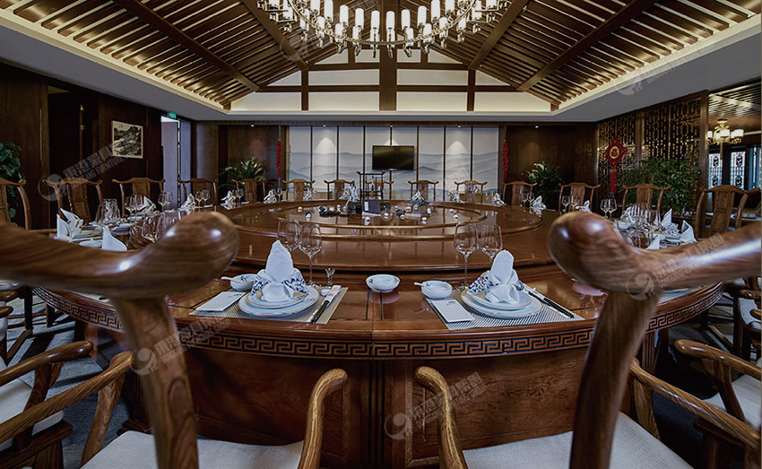 翰林山居酒店-餐厅-1