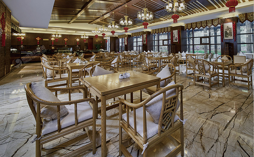 翰林山居酒店-餐厅-6