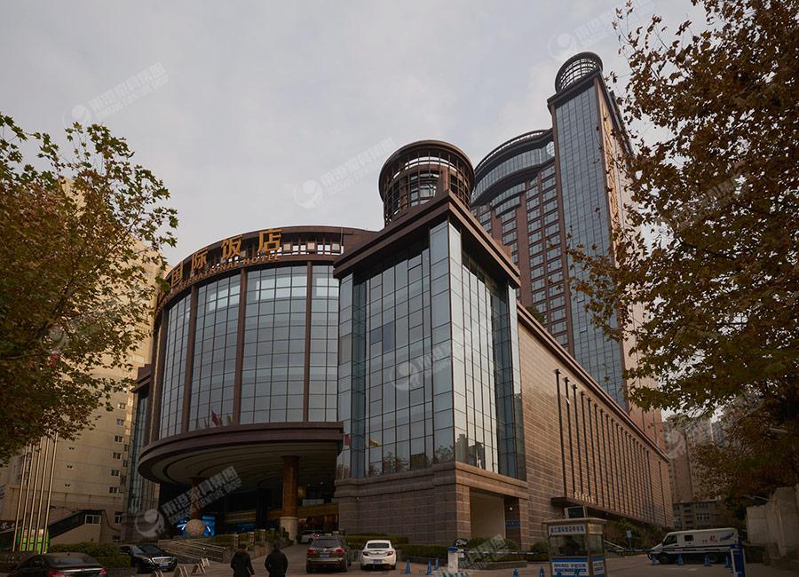 西安曲江国际饭店-1