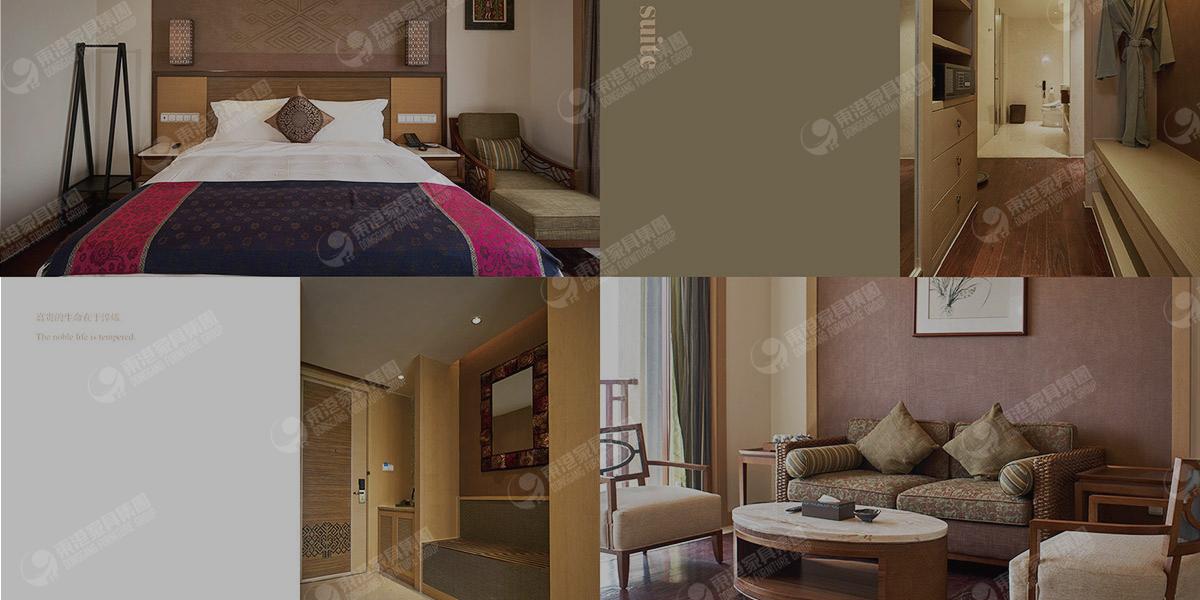 宾馆休息室
