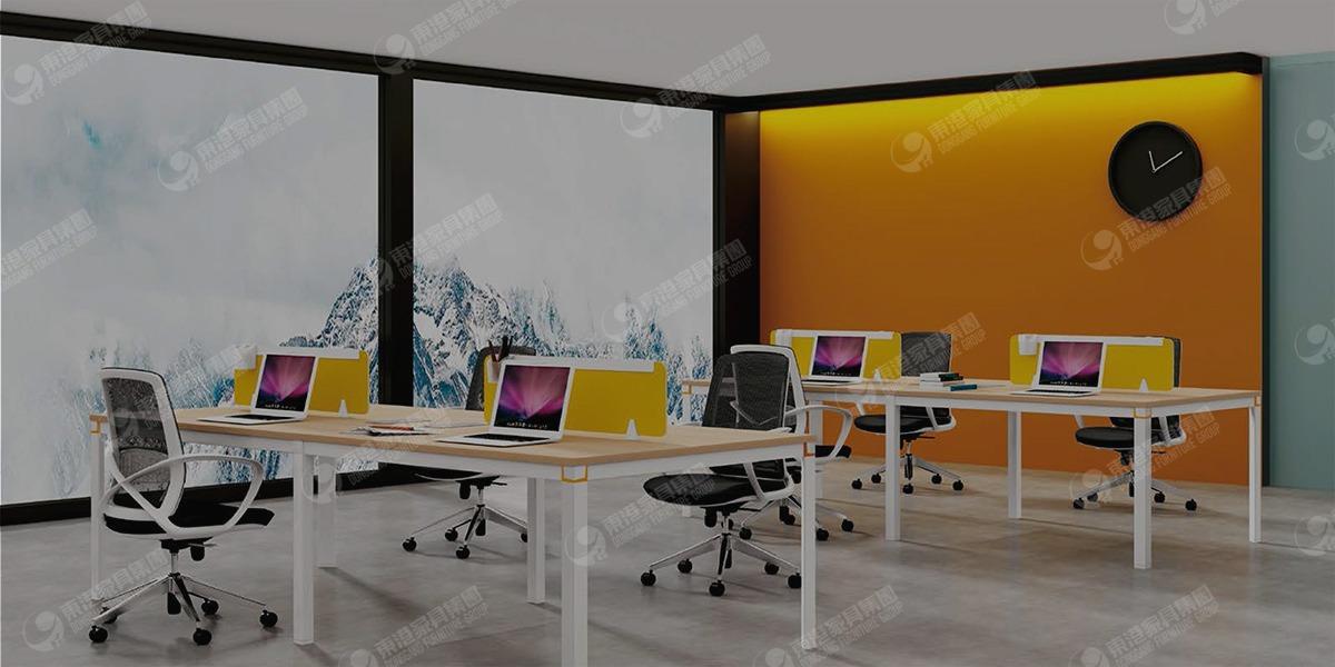 格色系列办公家具赏析