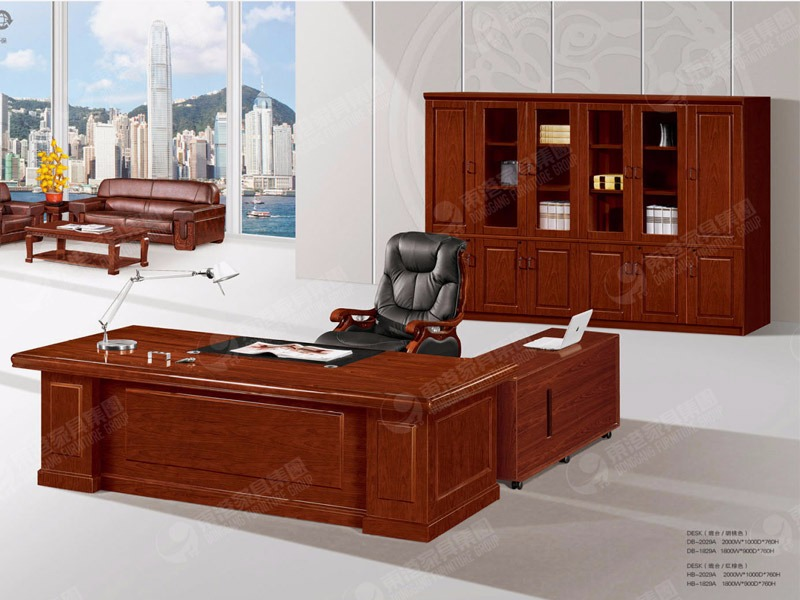 【实木系列】办公家具