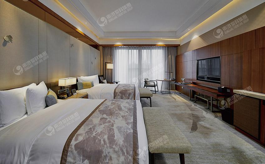 昆明洲际大酒店-客房-1